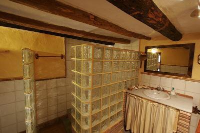Baño habitación Trono